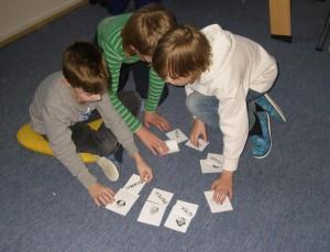 Skupinové nácviky sociálních dovedností v Uherském Hradišti